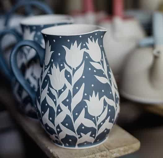 Pottery Studio Gallery page Style 6