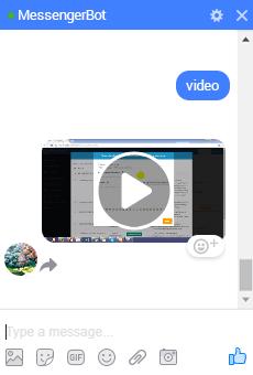Robot Chat Messenger Bot Tutorial - Messenger Bot | Bot Settings 8