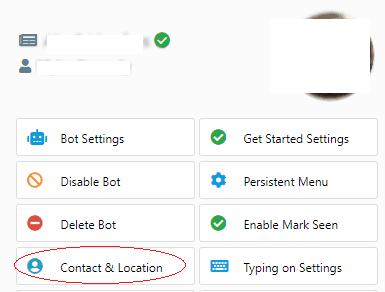 Robot Chat Messenger Bot Tutorial - Messenger Bot | Other Miscellaneous Settings 8