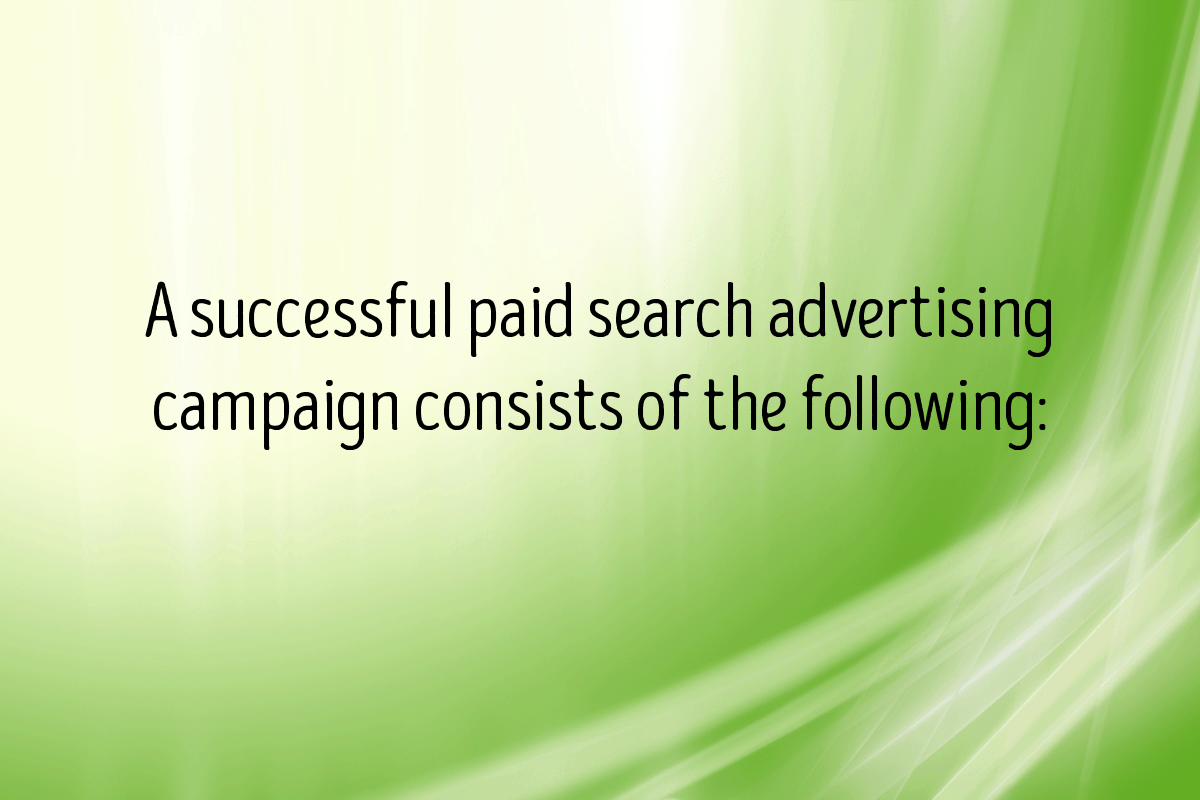 A-successful-paid-search-advertising-campaign-consists-of-the-following