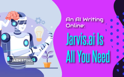 An AI Writing Online: Jarvis.ai Is All You Need