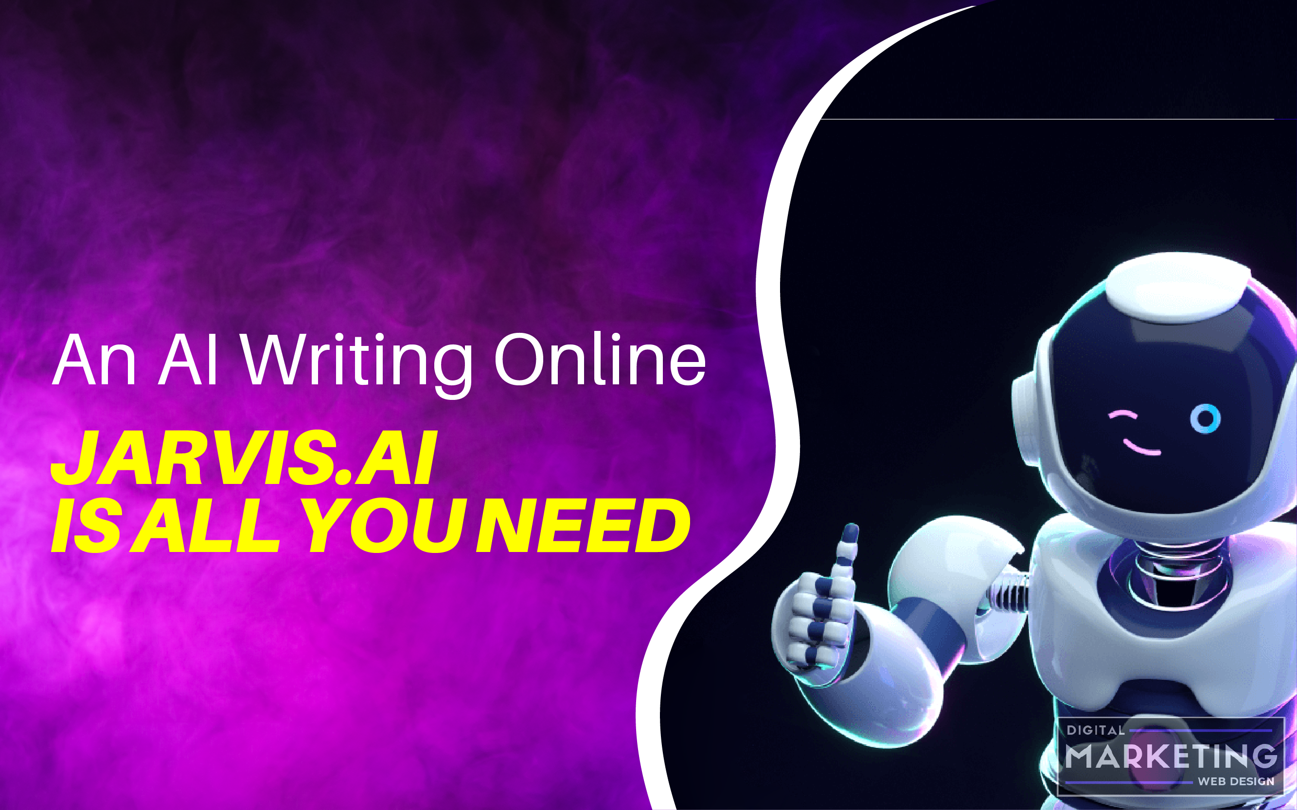 An AI Writing Online: Jarvis.ai Is All You Need 1