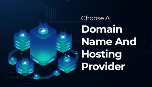 Choose A Domain Name And Hosting Provider - How To Use WordPress Create A Website With Our WordPress Tutorial