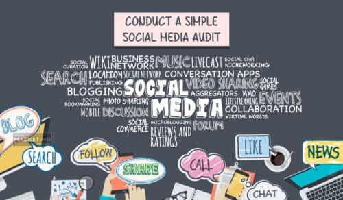 Conduct A Simple Social Media Audit - How To Maximize Your Social Media Marketing Success