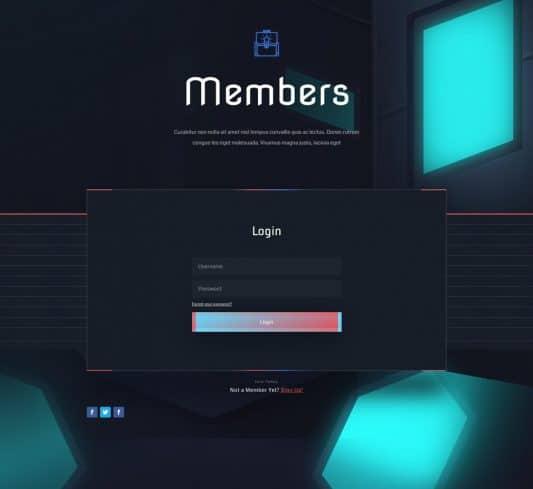 Esports Web Design 6