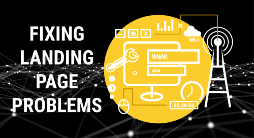 Fixing Landing Page Problems - How To Optimize Landing Page