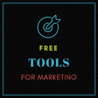 Free Tools For Marketing