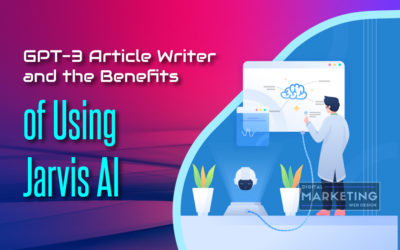 GPT-3 Article Writer and the Benefits of Using Jarvis AI