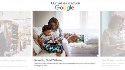 Google-Values