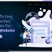 How To Find The Perfect Domain For Your Website