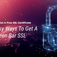 How To Get A Free SSL Certificate Two Easy Ways To Get A Green Bar SSL