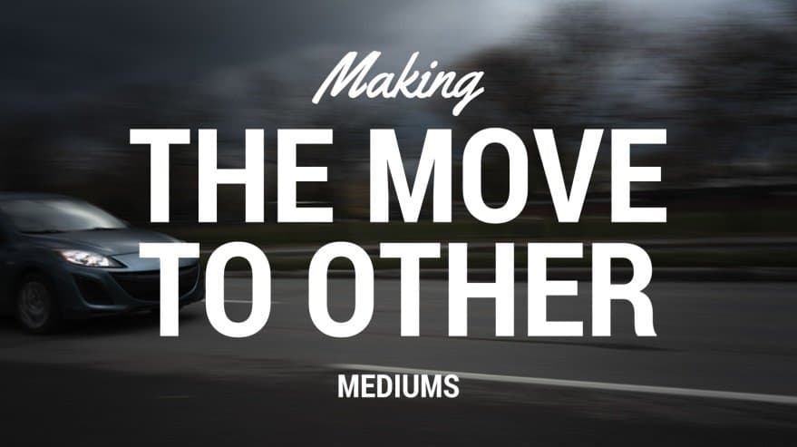 Making the Module Settings Move to Other Mediums