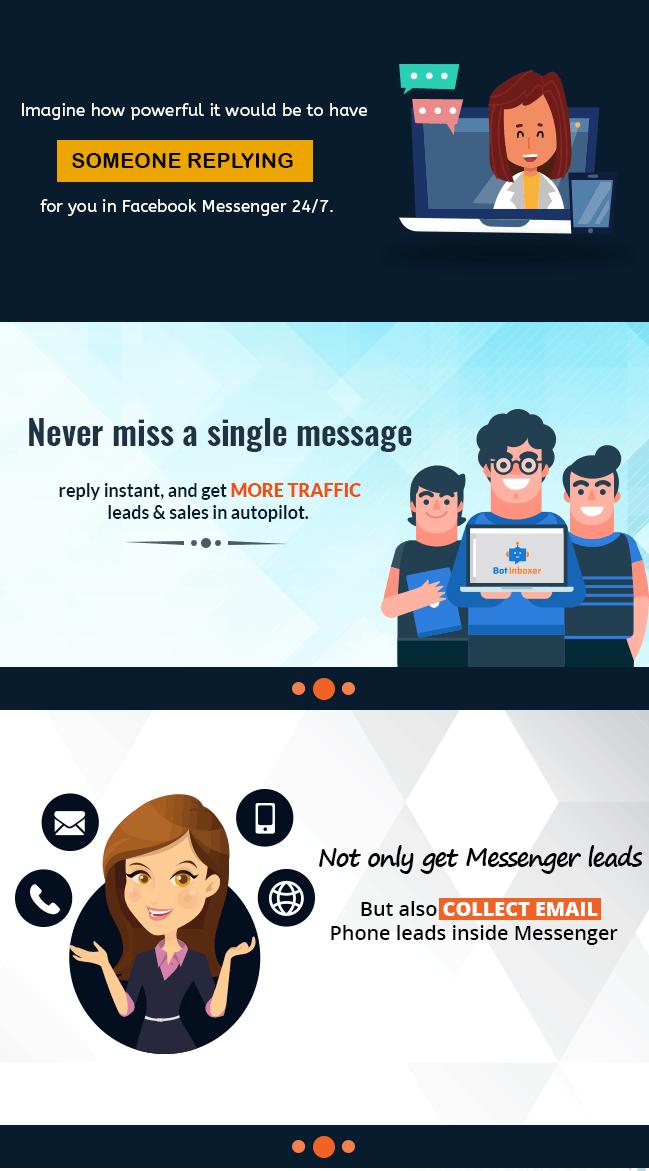 Robot Chat Messenger Bot 12