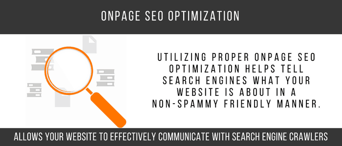 OnPage SEO Optimization