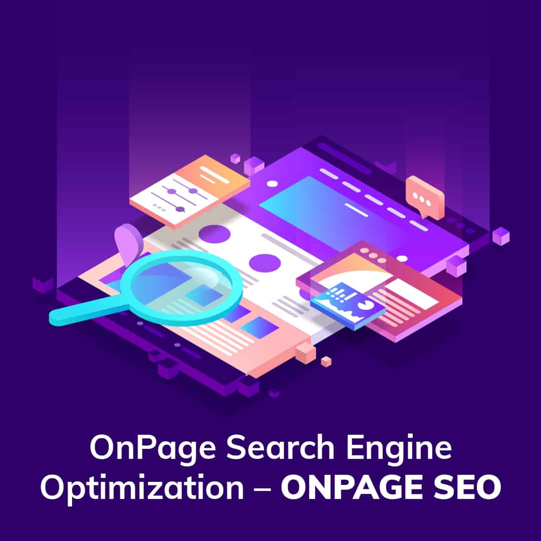 OnPage Search Engine Optimization – Onpage SEO Services 1