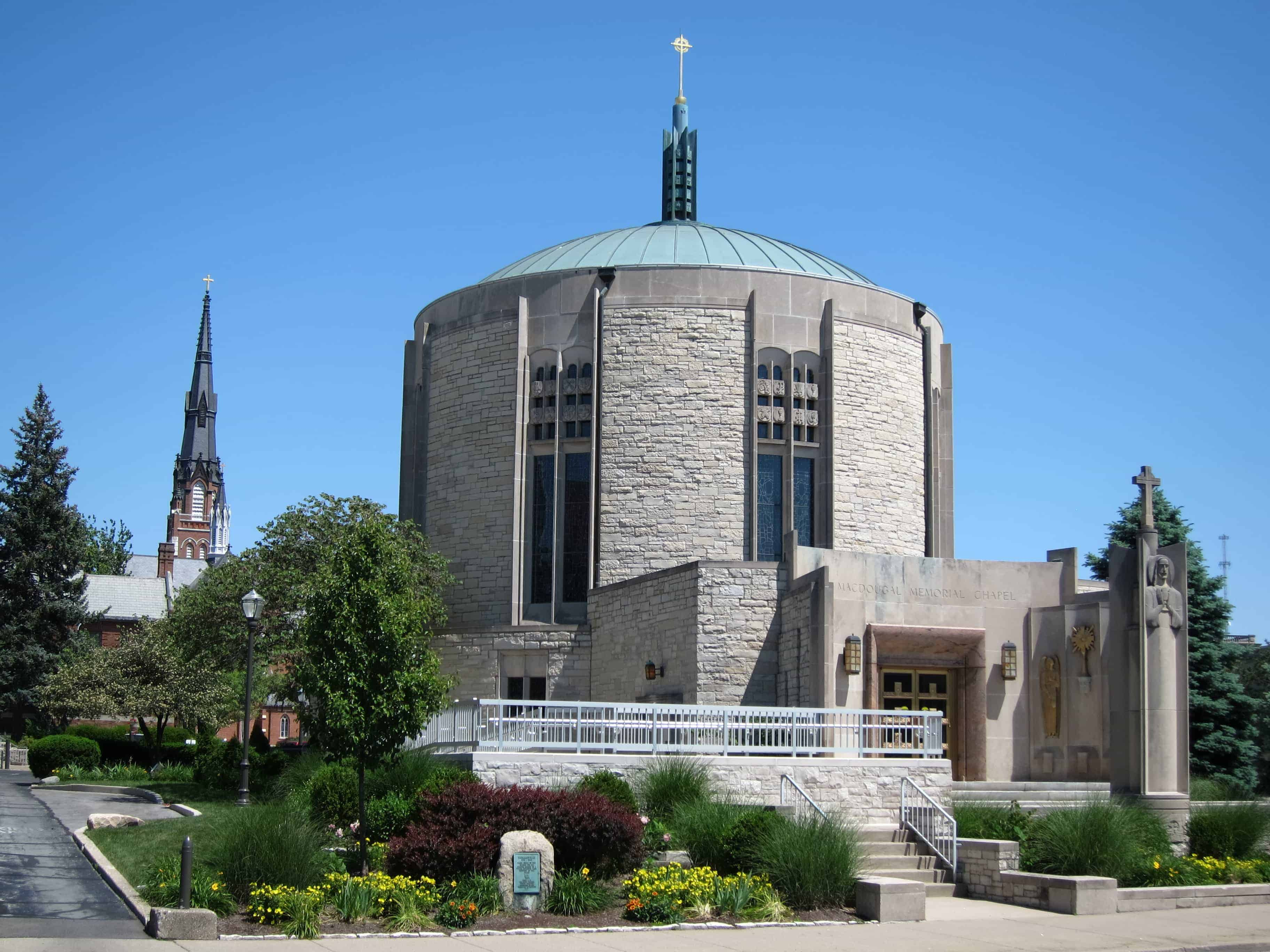 Saint Mother Theodore Guerin Chapel Fort Wayne, Indiana