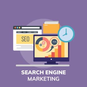 Search Engine Marketing - featured image