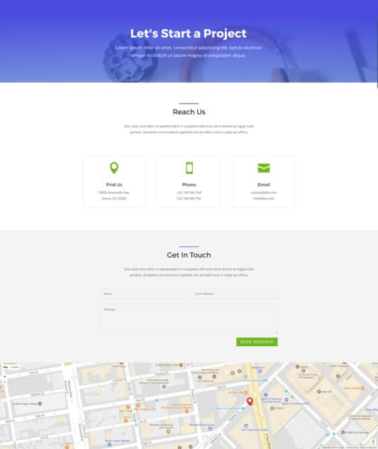 Agency Web Design 3