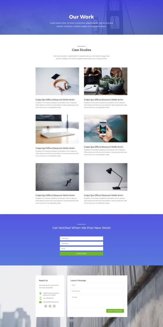 Agency Web Design 6