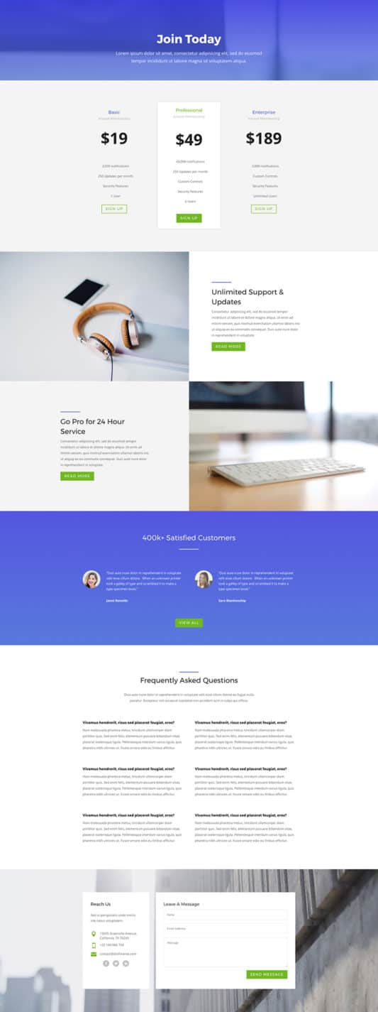Agency Web Design 7