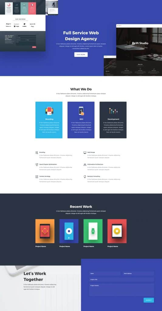 Web Agency Web Design 3
