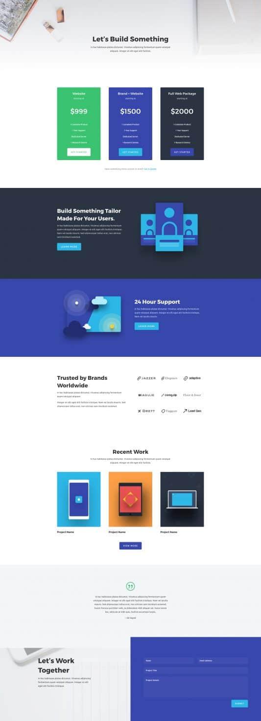 Web Agency Web Design 6