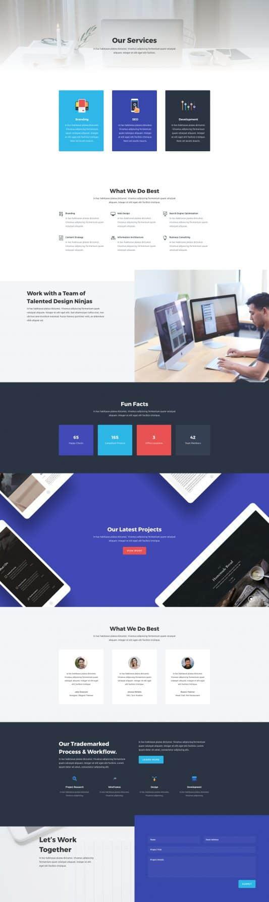 Web Agency Web Design 7