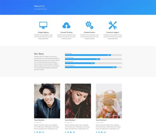 Simple Web Design 2