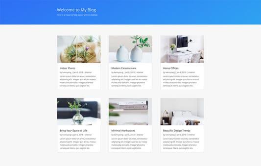 Simple Web Design 3