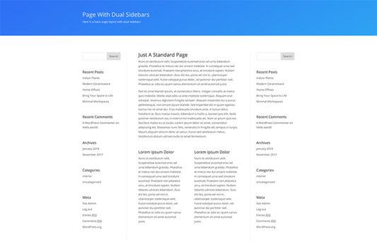 Simple Web Design 6