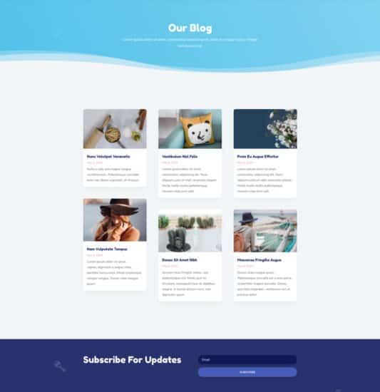 Babysitter Web Design 1