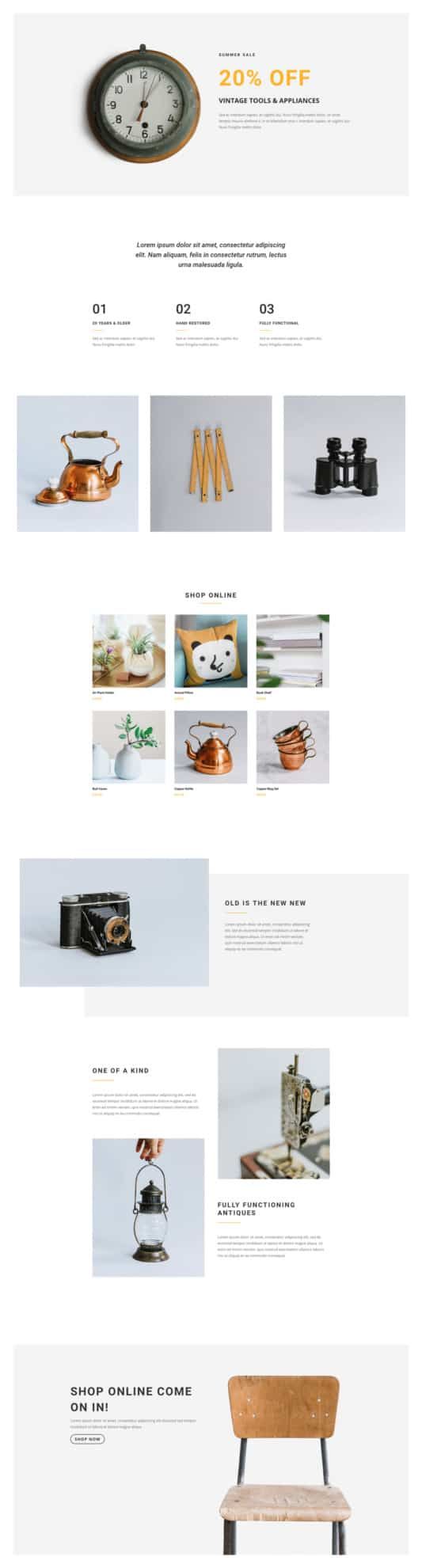 Boutique Web Design 6