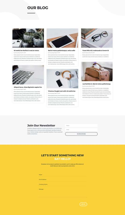 Design Agency Web Design 2