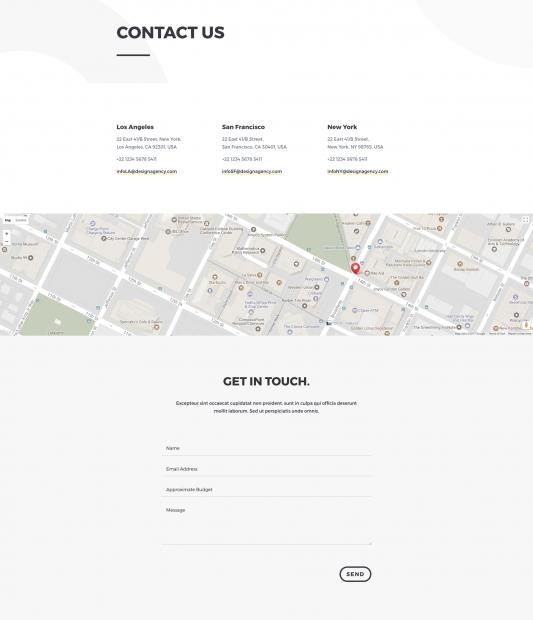 Design Agency Web Design 4