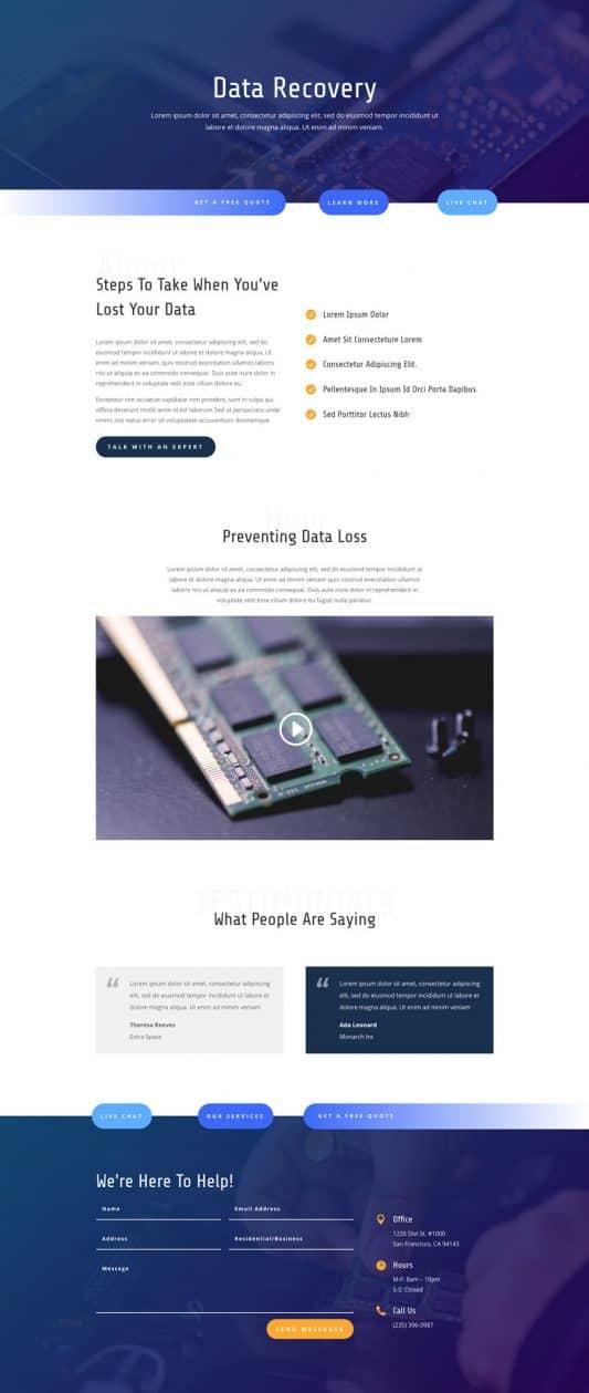 IT Services Web Design 6