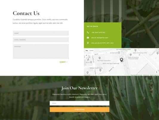 Gardener Web Design 3