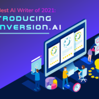 The Best AI Writer of 2021: Introducing Conversion.ai