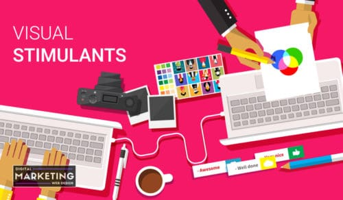 Visual Stimulants - Getting Started With Content Marketing