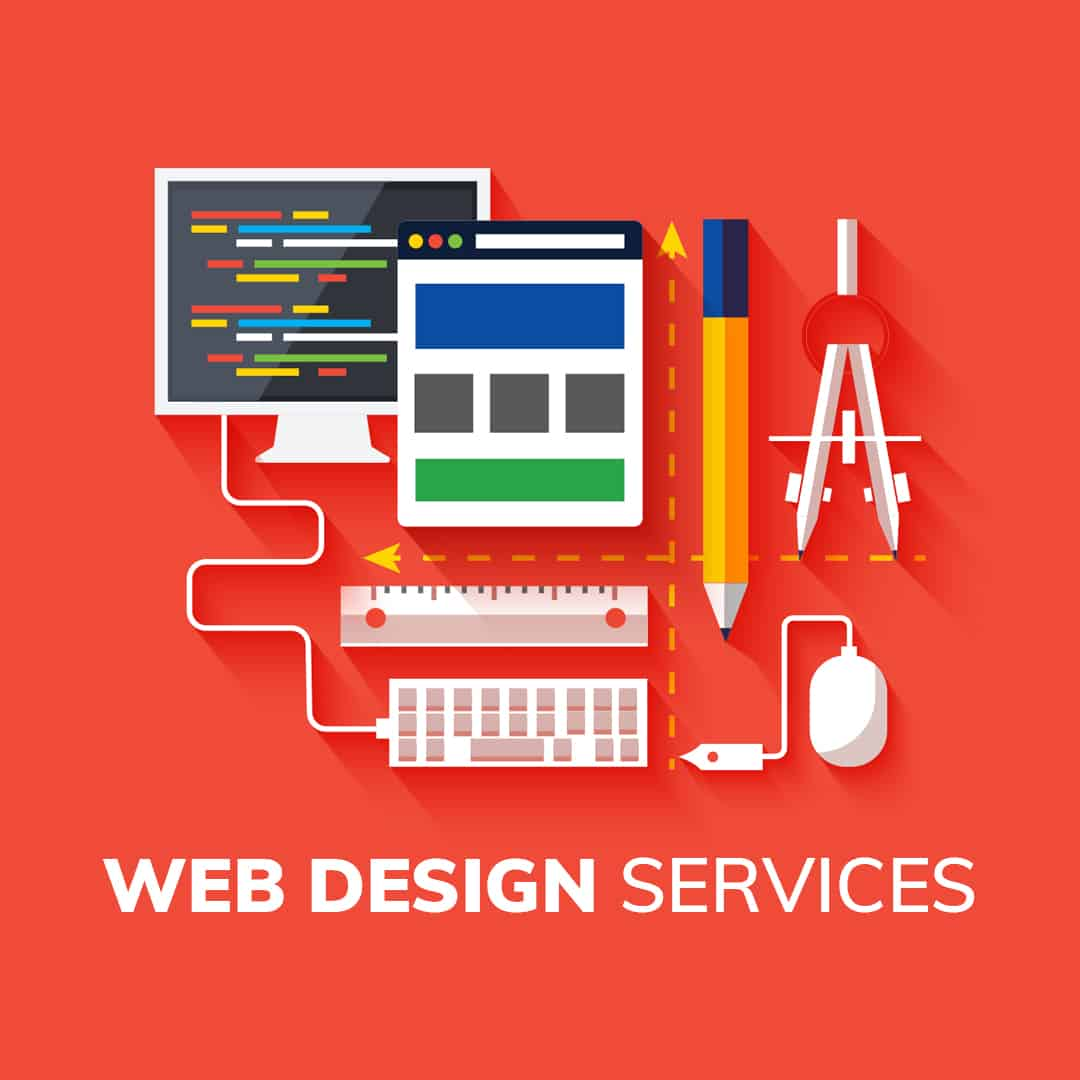 Web Design Services - feature image