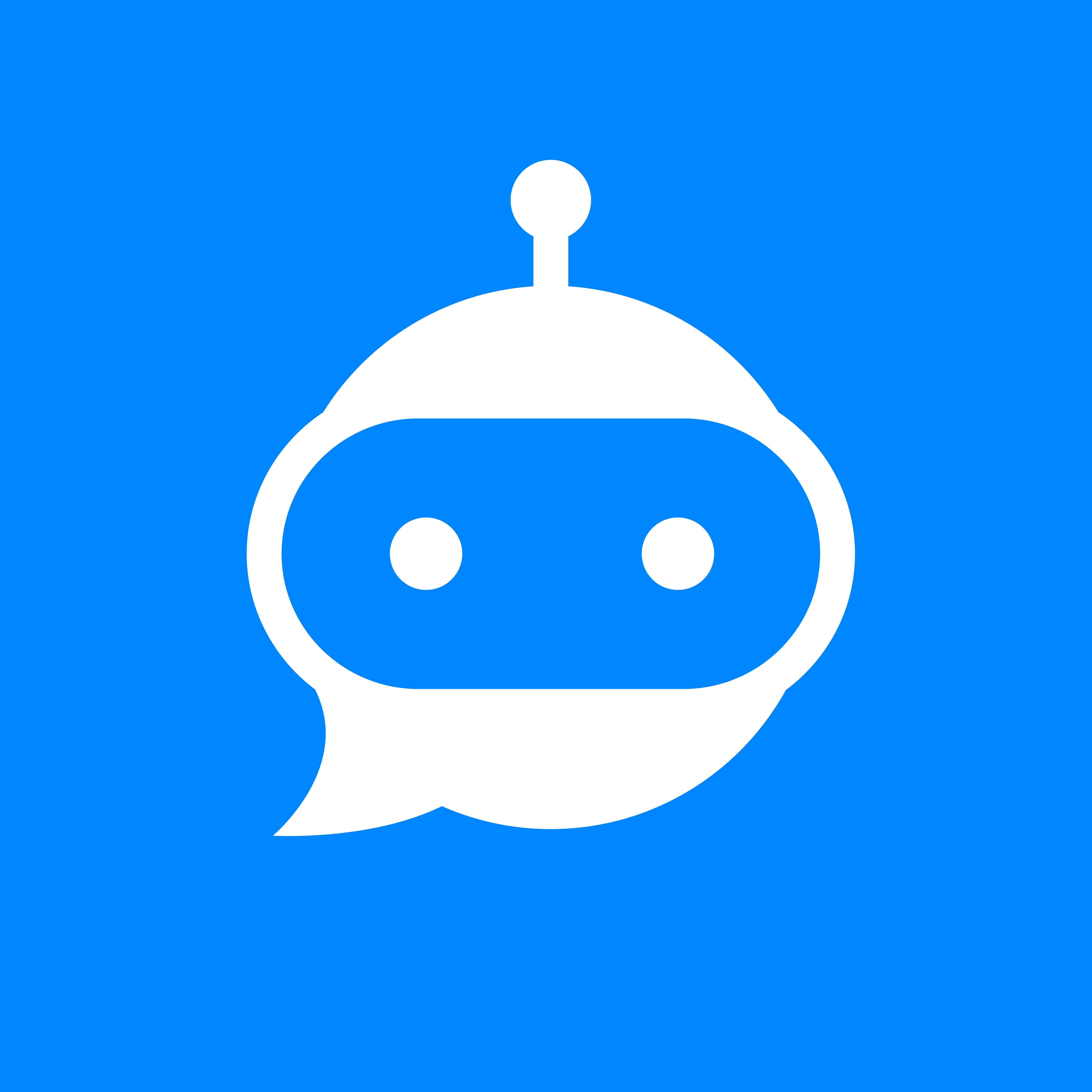 Robot Chat Messenger Bot