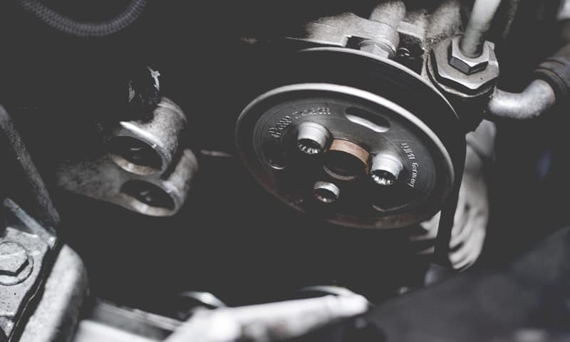 Auto Repair Service Page Style 11