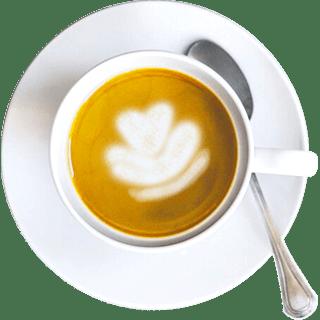 Coffee Shop Menu Page Style 6