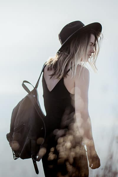Fashion Landing Page Style 12