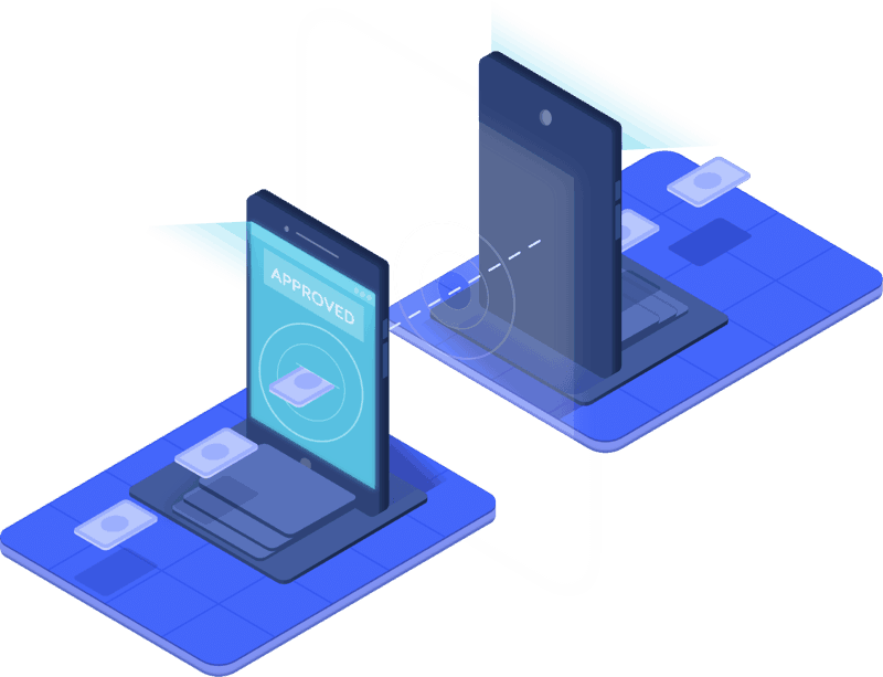 Digital Payments Landing Page Style 5