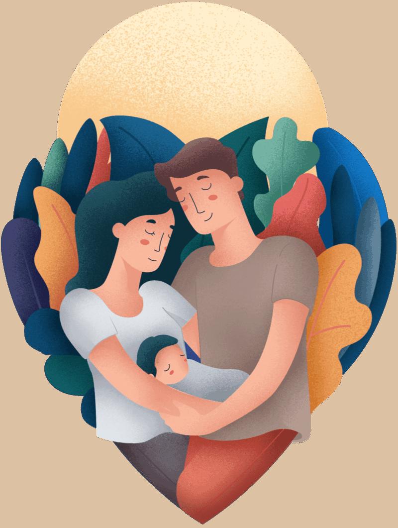 Graphic Illustrator Portfolio Page Style 5