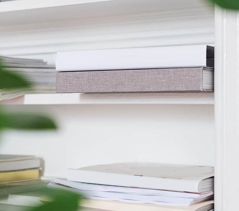 Interior Design Company Portfolio Page Style 5