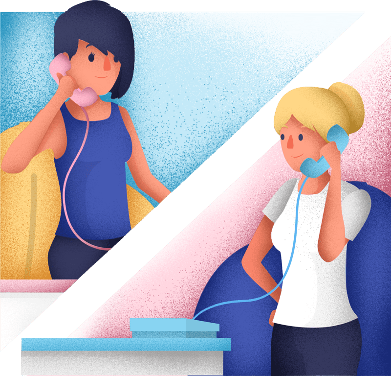 Babysitter Services Page Style 11