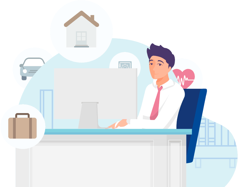 Insurance Agency Services Page Style 1