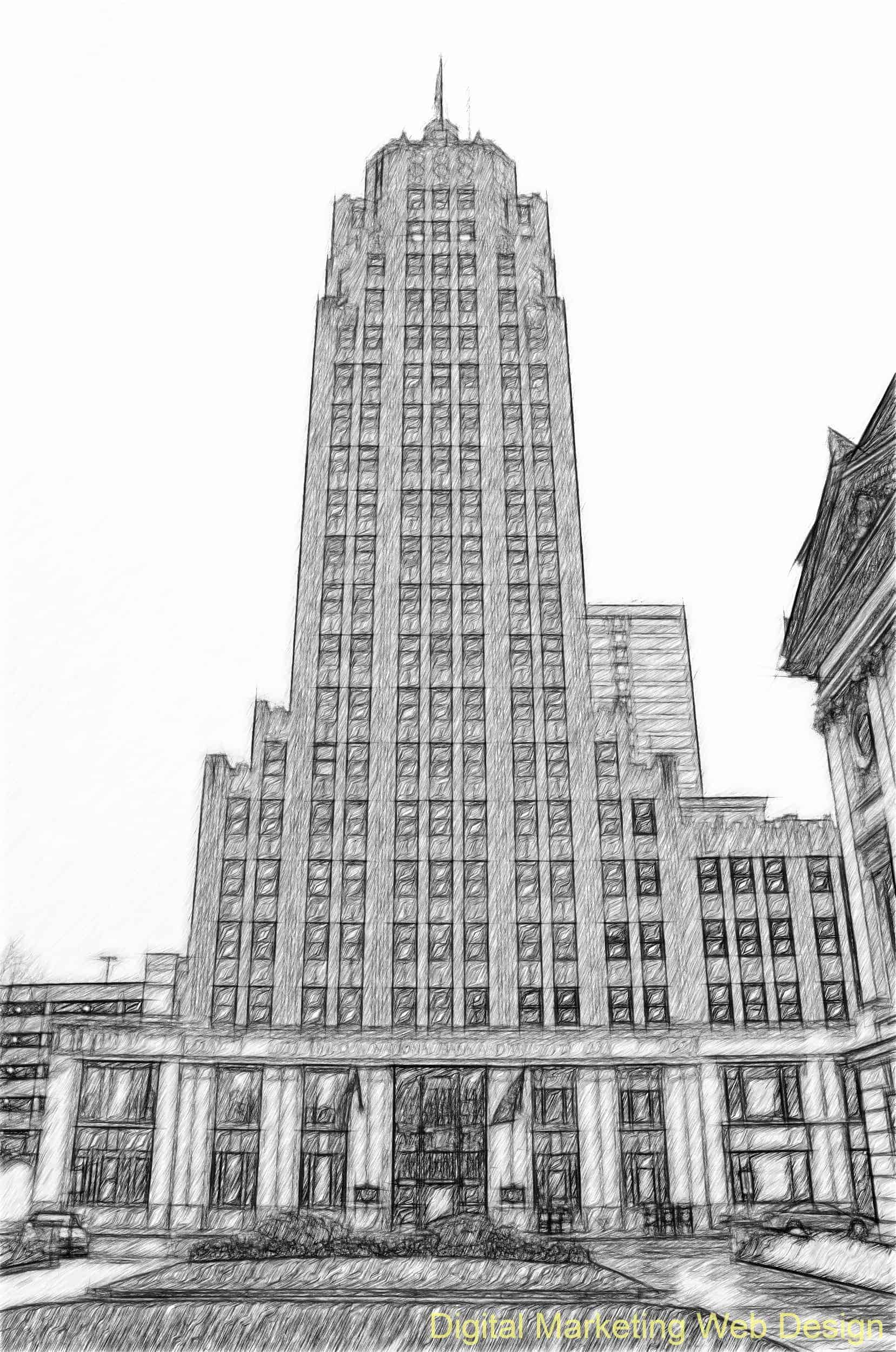 Lincoln Bank Tower Center, Fort Wayne, Indiana
