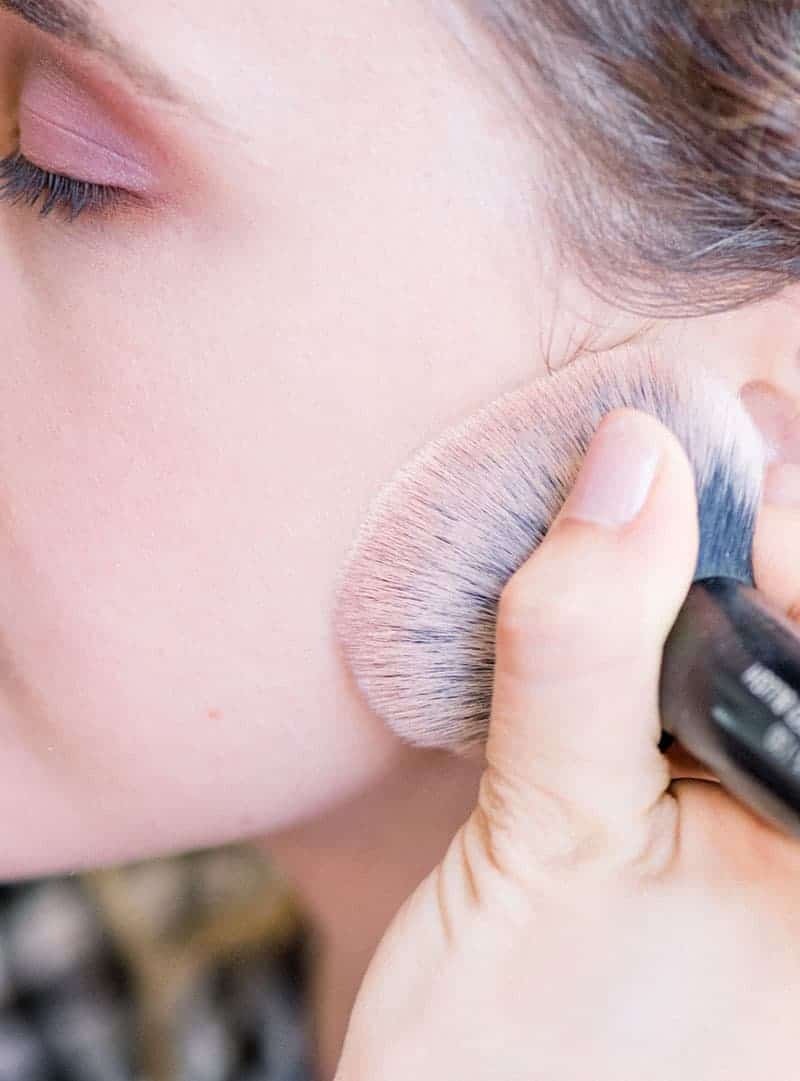 Makeup Artist Landing Page Style 9